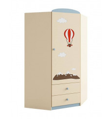 ARMOIRE D'ANGLE VOYAGER