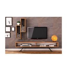 Meuble TV SISLEY  150 cm