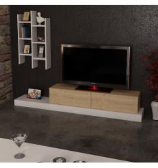Ensemble meuble TV LUCIDA