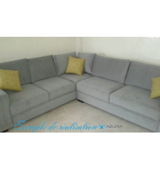Ensemble meuble TV DAMLA  180 cm