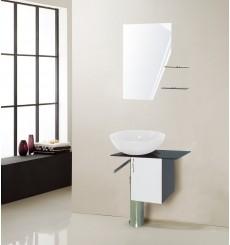 Meuble de salle de bain MANRESA, blanc