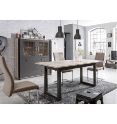Table extensible BROOKS 160-200cm