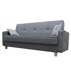 Canapé convertible CHAMBORD gris