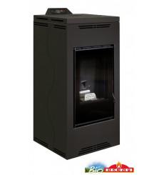Poêle à pellets HYDRO YUKON 16 kW noir
