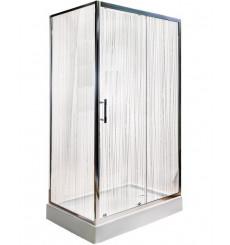 Cabine de douche CELIENNA 80x100x200 cm