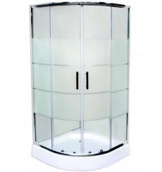Cabine de douche DINIO 90x90x195 cm