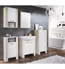 Meuble de salle de bain TALIA blanc 60cm