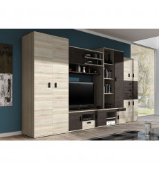 Ensemble meuble tv ALSONSO 350 cm