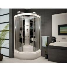 Combiné baignoire-douche AQUA 90x90x215 cm