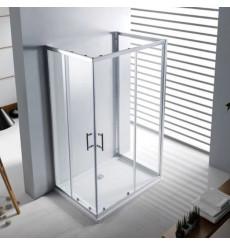 Cabine de douche LYS 100x80x185 cm