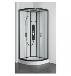 Cabine de douche VANDERA 90x90x225 cm montage rapide