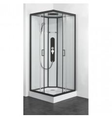 Cabine de douche VANDERA II 90x90x225 cm montage rapide