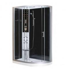 Cabine de douche ANTONIA GAUCHE 120x80x215 cm montage rapide