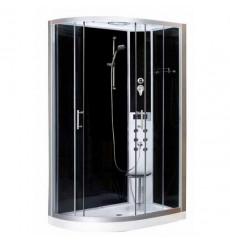 Cabine de douche ANTONIA DROITE 120x80x215 cm montage rapide