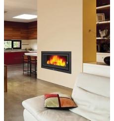 Insert cheminée à bois BARACOA 21 kW