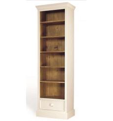 UGENTO-2 bibliothéque étroite en bois