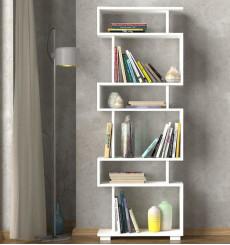 Bibliothèque BLOCK Blanc