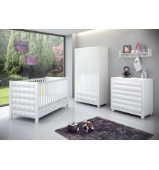Chambre à coucher bébé complète EDEN