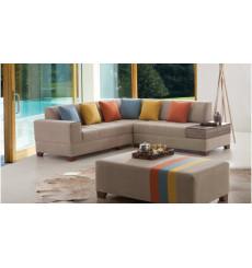 Canapé d'angle Azra 210 x 215 CM