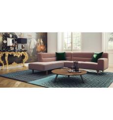 Canapé d'angle Vision 246 x 215 CM