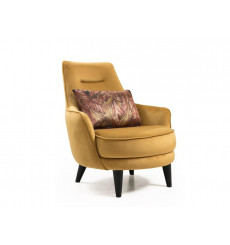 Fauteuil BOSS MOUTARDE