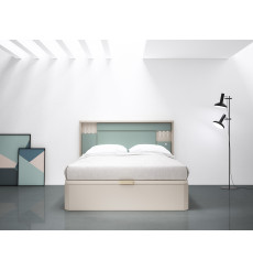 Tête de lit Munich 160 cm Verdoso Kashmir