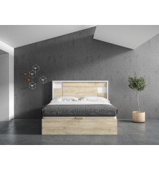 Tête de lit Munich 160 cm Blanco ZINK