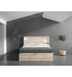 Tête de lit Munich 180 cm Blanco ZINK