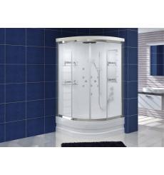 Combiné baignoire-douche EFTALIA SYSTEM-1 en 90 cm, 100 cm ou 110 cm