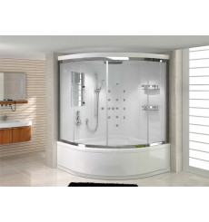 Combiné baignoire-douche MONTANIA SYSTEM-1 en 110 cm, 130 cm ou 150 cm