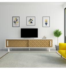 Meuble TV OPA cappucino 180 cm