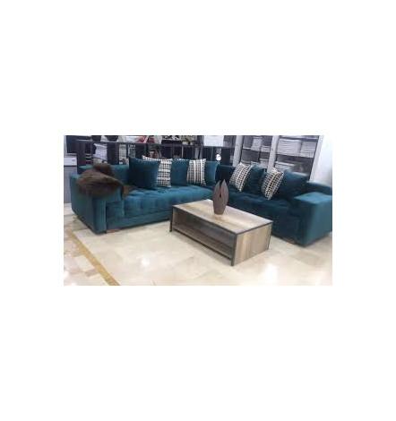 Canapé d'angle LEA 280X250X85 CM