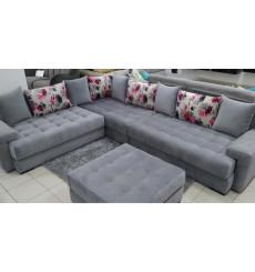 Canapé d'angle SINGHA 310X250X90 CM