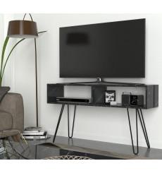 Meuble TV ALYA marbre 120 cm