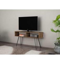 Meuble TV ALYA noyer 120 cm