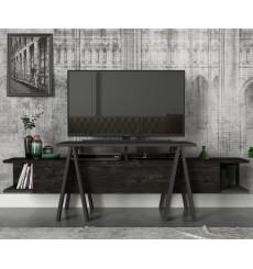 Meuble TV ASPERO 160 cm