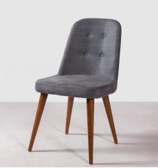 Chaise EMMA gris