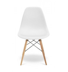 Chaise EAMES blanc