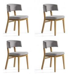 Ensemble 4 chaises BETA