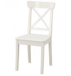 Chaise BLANCHE blanc