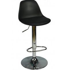 Tabouret/chaise de bar NADYA en cuir en plusieurs couleurs