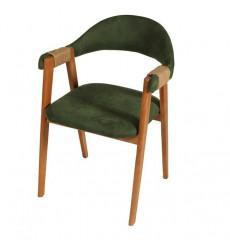 Chaise LOOP vert