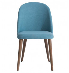 Chaise CUMBA bleu
