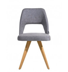 Chaise TRINITY gris