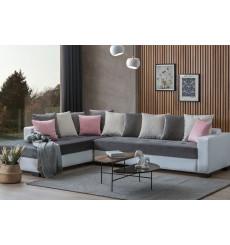 Canapé d'angle LONDON 230 x 310 cm