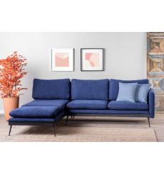 Canapé d'angle REYA en plusieurs couleurs