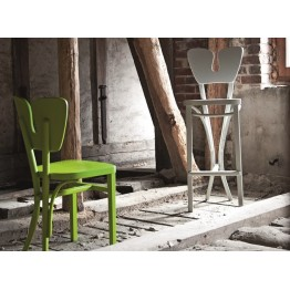 Chaise, tabouret