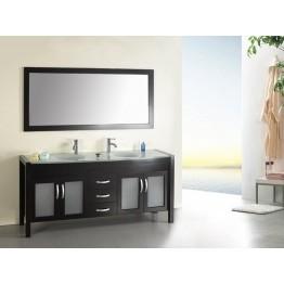 Meubles salle de bain double vasque